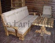 Диваны и кресла под старину