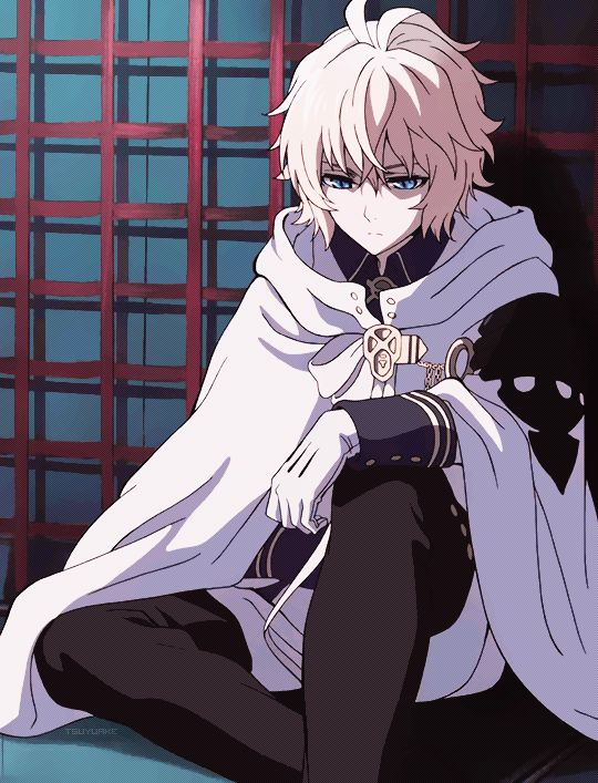 Mikaela Hyakuya (Mika) Owari no seraph / Seraph of the End- Mika you make me feel so sad but I love you.