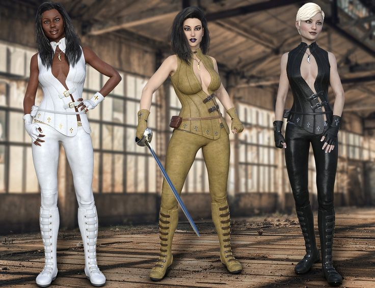 Magna Flux for Genesis 3 Female(s) | 3D Models and 3D Software by Daz 3D