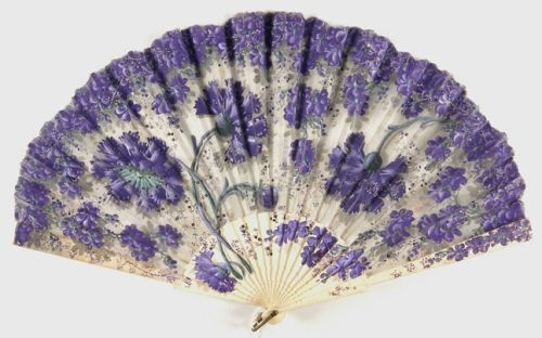 Fan late 19th century- early 20th century The Philadelphia Museum of Art