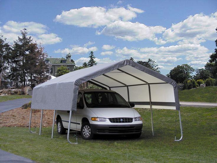 Portable Carport Sheds : Best ideas about portable carport on pinterest