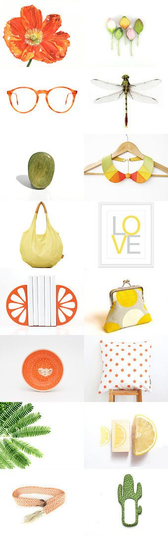 Love Citrus by Erin on Etsy--Pinned with TreasuryPin.com