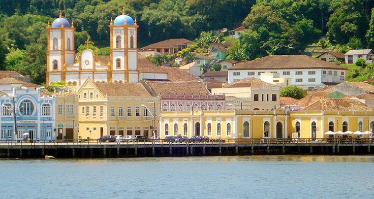 Centro Histórico - Baía Babitonga