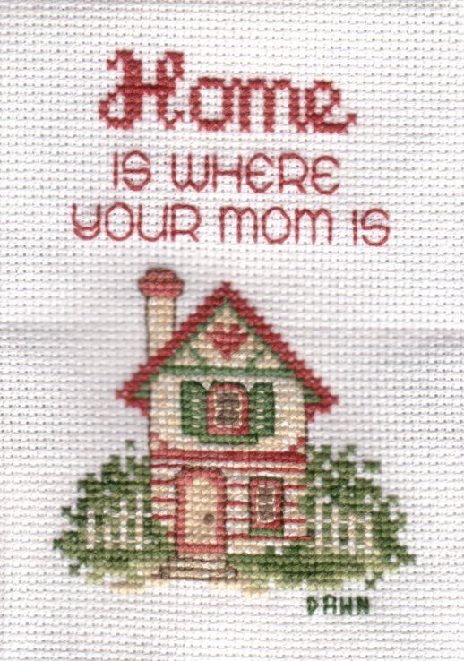 Home - Counted Cross Stitch
