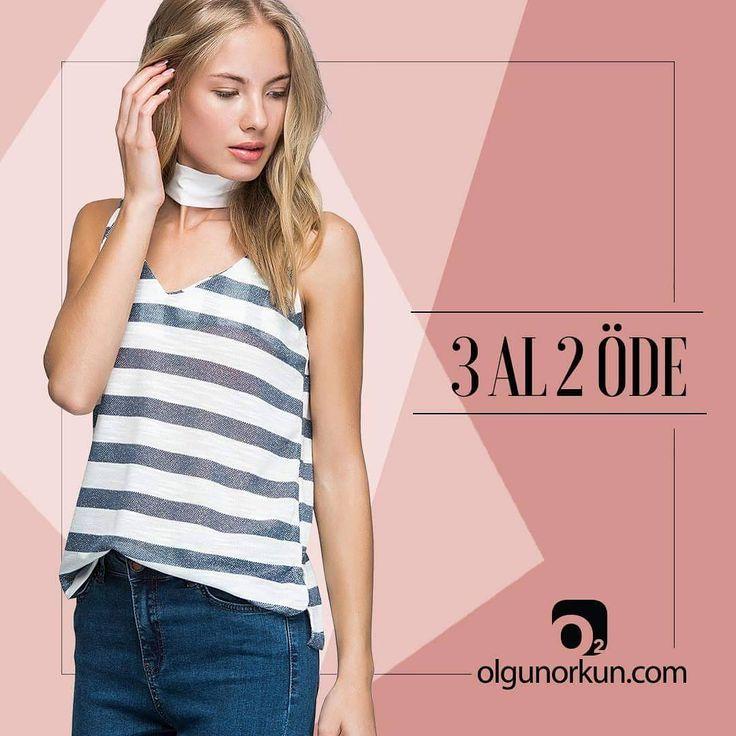 """24 Beğenme, 1 Yorum - Instagram'da olgunorkun.com (@olgunorkuncom): """"olgunorkun.com'da baharı fırsatlarla karşılayın. 3 AL 2 ÖDE Kampanyası ile siz de kazanın. Hemen…"""""""