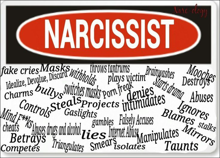 Narcissists thrive only for themselves. They are completely self motivated, feel entitled to everything they want to do, have no compassion and no remorse. They lack empathy completely. Narcissists...