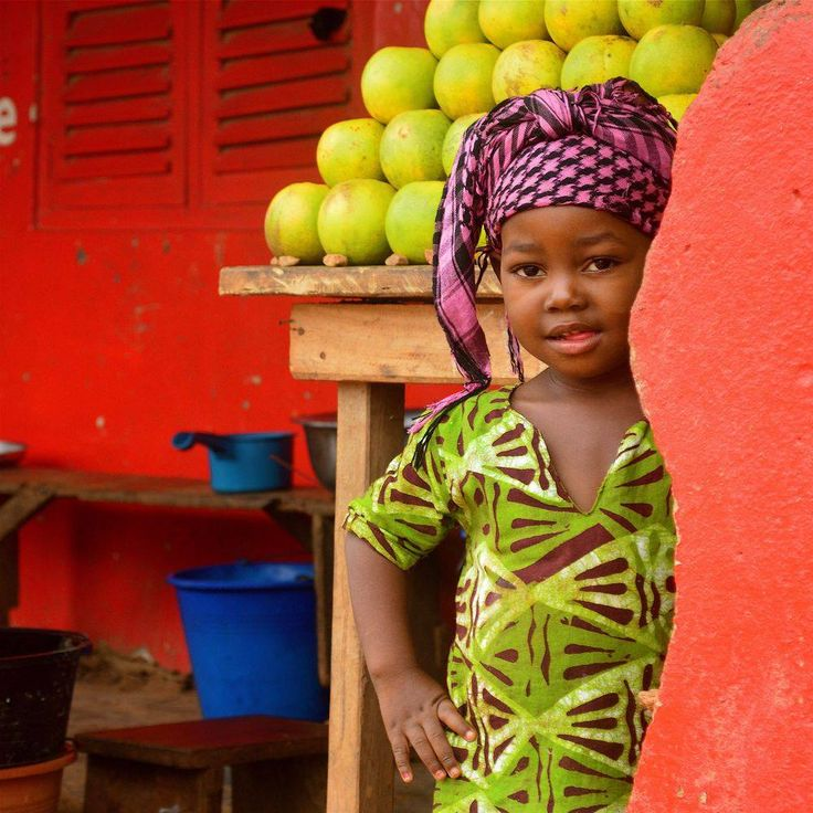 Ghana, market day.Protect all children from abuse. repinned: www.brindacarey.com