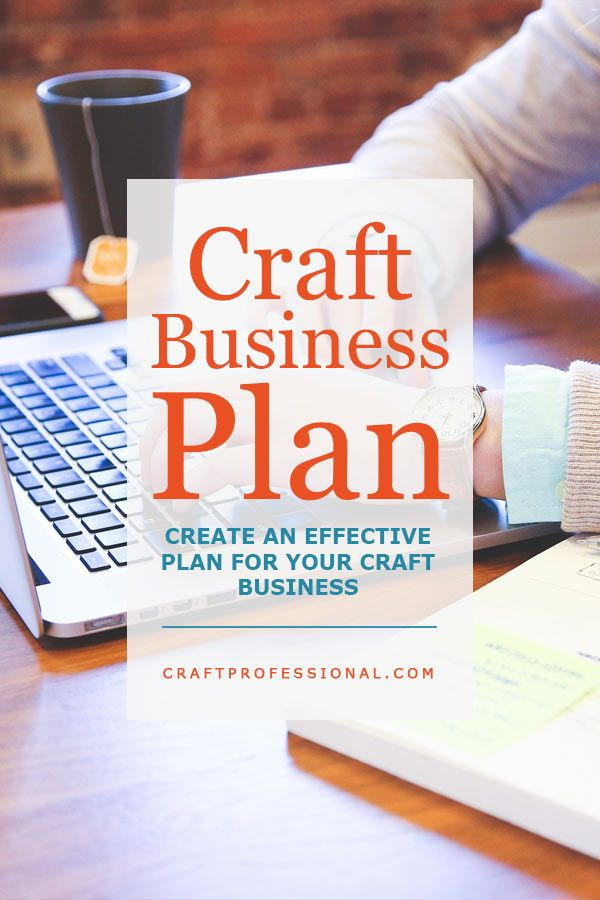Why you need a craft business plan for your handmade business, and resources for creating your own plan to avoid mistakes and make the most of opportunities.
