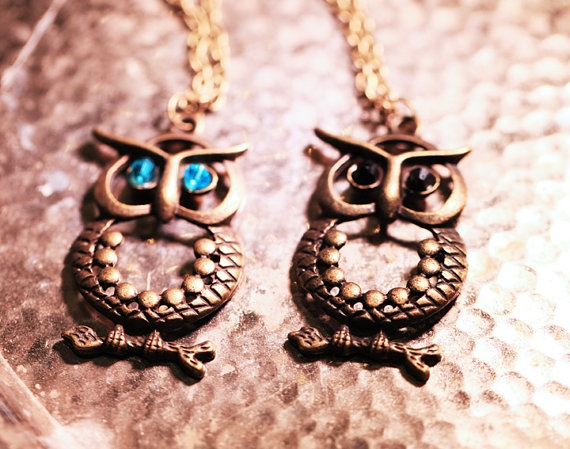 Big Owl Pendant