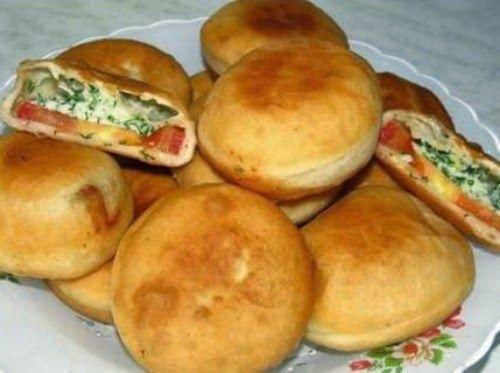 Συνταγές για μικρά και για.....μεγάλα παιδιά: Τηγανιτές ή φουρνιστές γεμιστές φουσκίτσες !