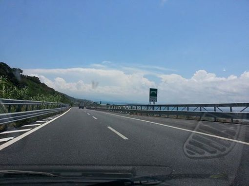 Giuseppe Giura in viaggio da Lamezia Terme a Catanzaro per un'altra grande serata Wision55