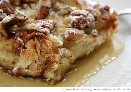 Easter brunch French toast casserole