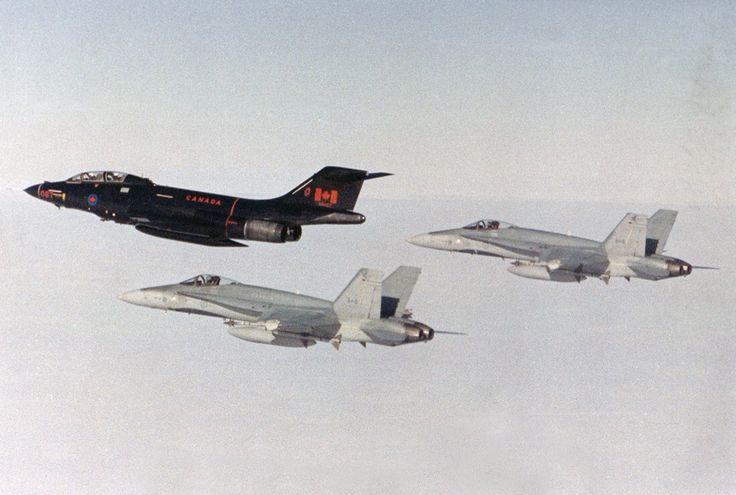 CF- 101 & CF-188