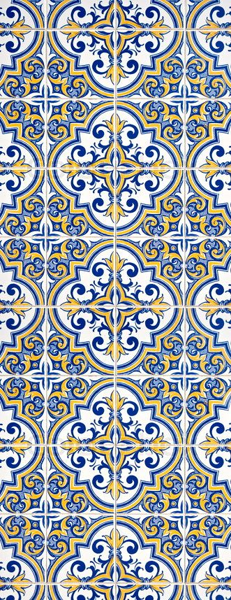 coquita~~absolutely gorgeous!  Would love to have these tiles on the back splash in my kitchen.  Zowie...