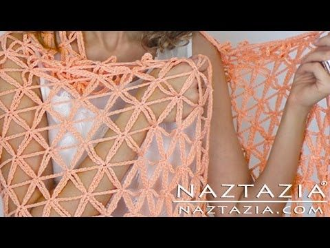 "Inspired By Nature: Learn How To Crochet A ""Flower Of Life"" Shawl! – Crafty House"