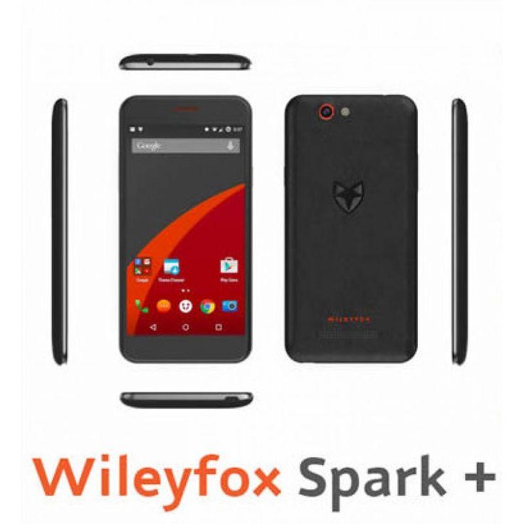 Wileyfox Spark + Smartphone