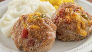 ReadySetEat - Mini Tex-Mex Turkey Meatloaves - Recipes