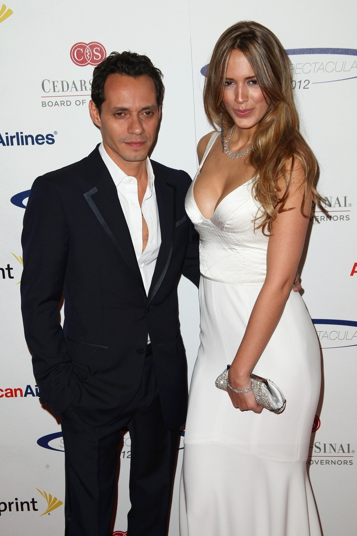 Marc Anthony and Shannon de Lima: It's Over!