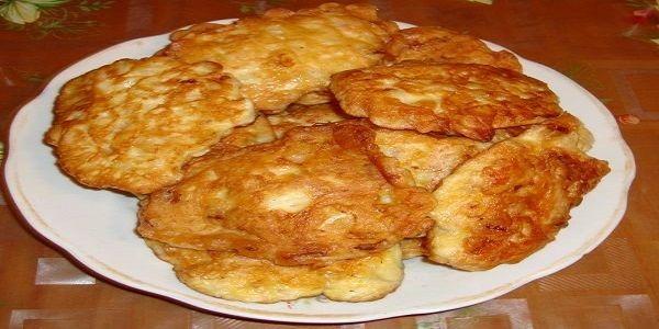 Куриные оладьи: проще и вкуснее блюда не придумать! Всегда получаются вкусными!