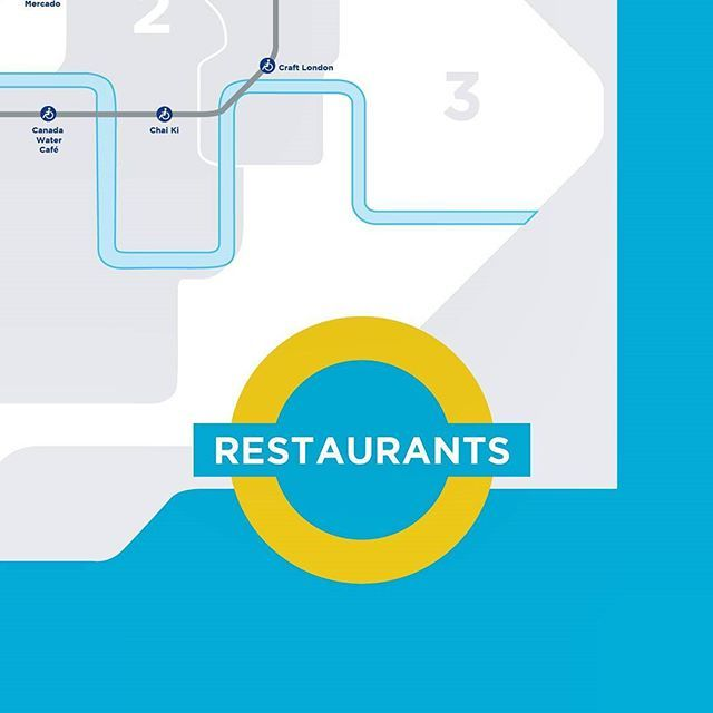 #ThrowbackThursday to the time we explored London to dig out the best designed independent and chain restaurants and allocated each one to its nearest tube station.  We took inspiration from the famous London Underground Tube map and created our very own, giving it a true 'offbeat' style and theme.  Our Design Line offers everything from fine dining and sushi bars to gourmet burgers and seafood kitchens, bringing you some of the best interior design and branded restaurants London can offer…