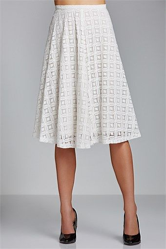 Buy Skirts Online - Capture Lace Skirt