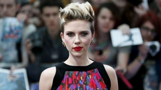 Want to be in a movie with Scarlett Johansson?