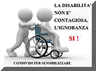 disabilità dating app