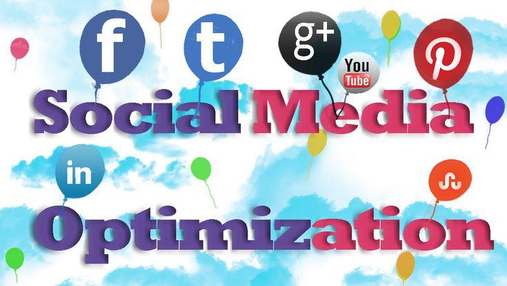 Social Media Optimisation.