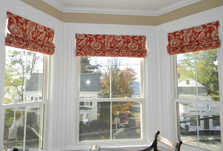 1000 images about window treatments on pinterest we for Kitchen designs with corner windows