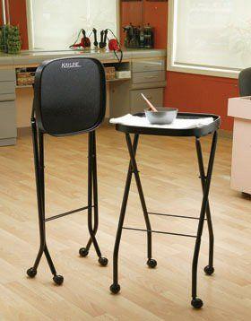 Kayline Fold-A-Way Salon Service Tray GIVEAWAY...Register today!