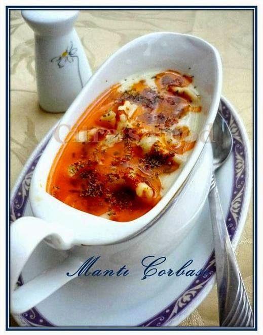 Citra's Home Diary: Saying hai to everybody with MANTI ÇORBASI (Ravioli soup from Turkiye)