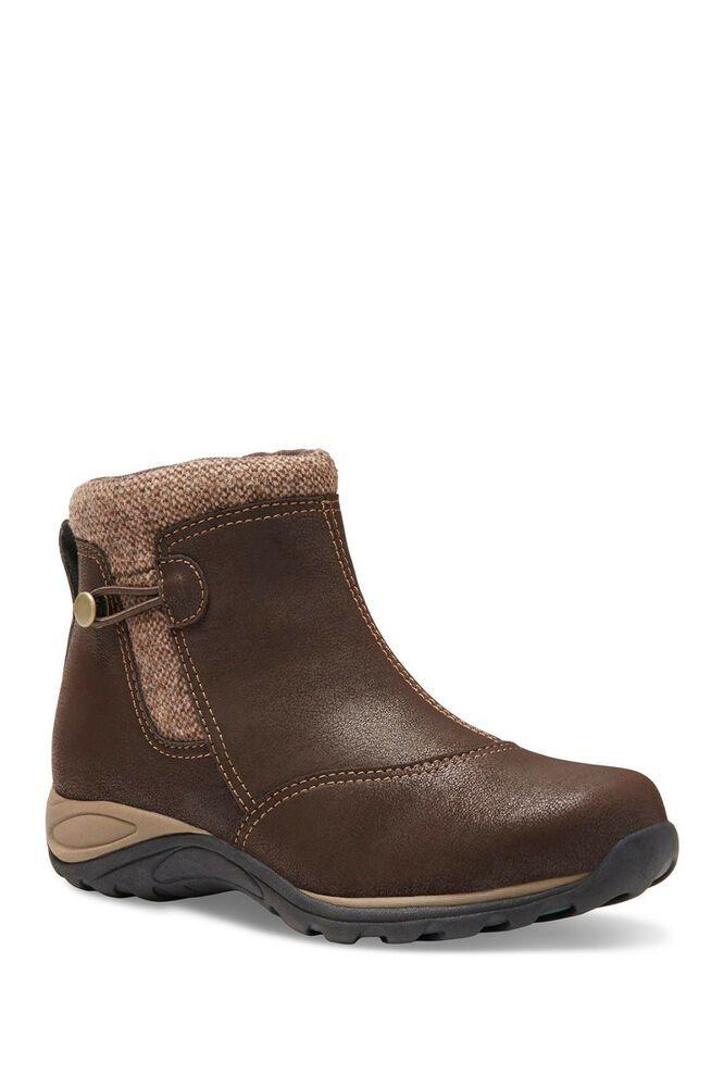 bae98322eef0 Details about Eastland Women s Bridget Ankle Boot