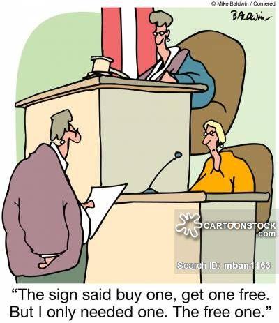 Shoplifting Cartoons and Comics | Law Enforcement (Loss ...