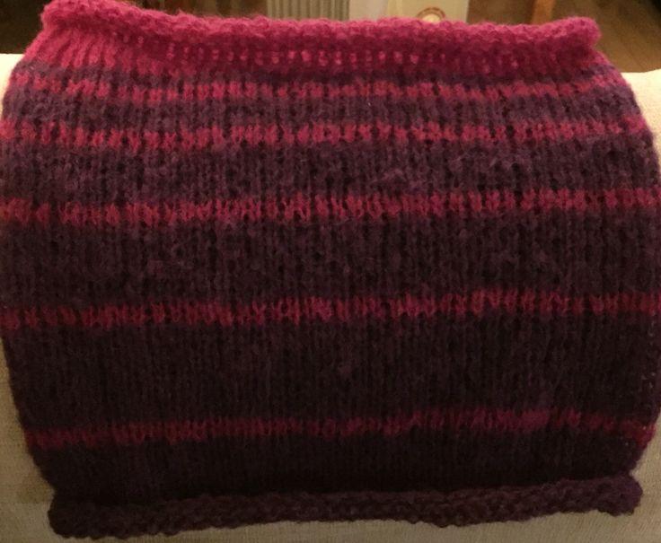 Hals strikket i Faerytale