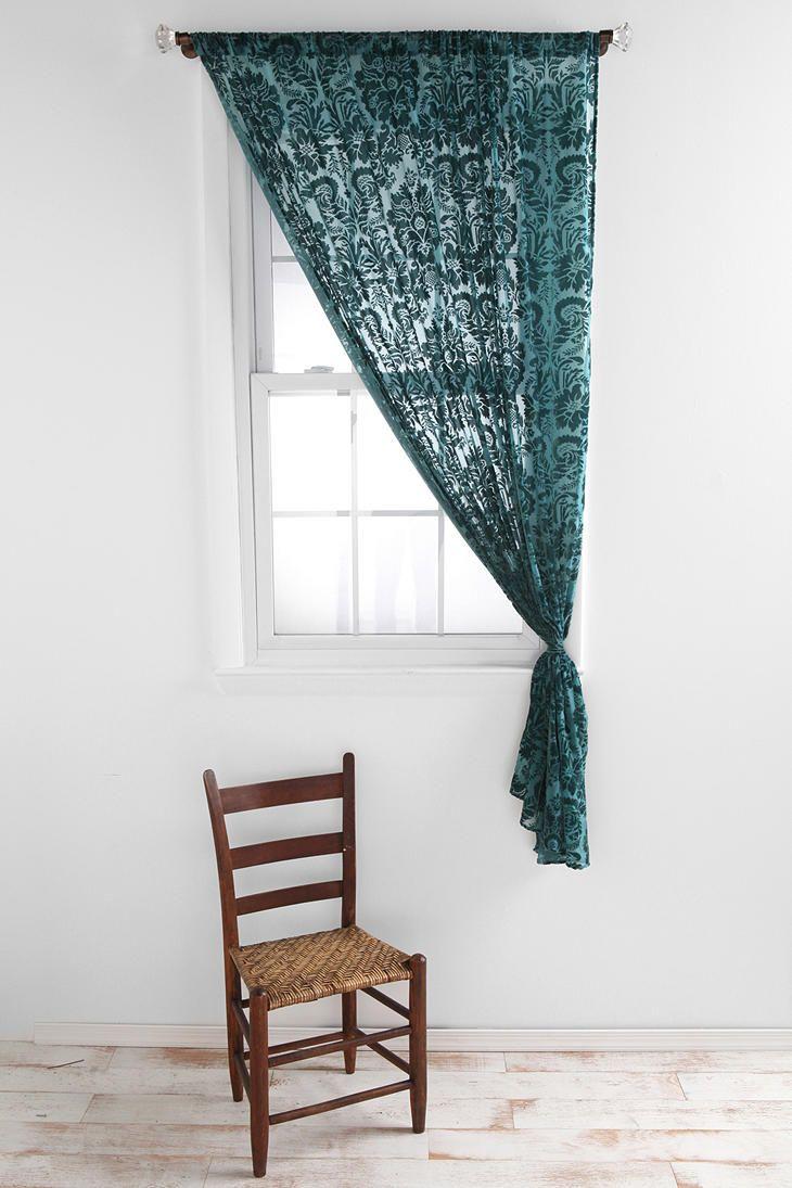 Best 25 Big Window Curtains Ideas On Pinterest Curtain Ideas For Living Room Double Window