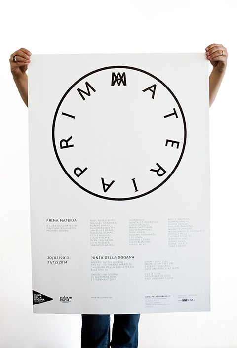 Tassinari/Vetta, poster