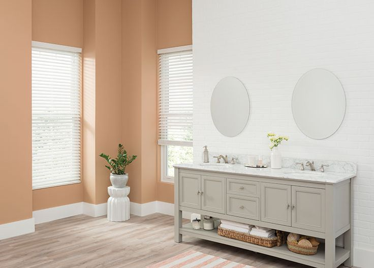 Faux Wood Blinds Are Durable And Affordable And Can Be