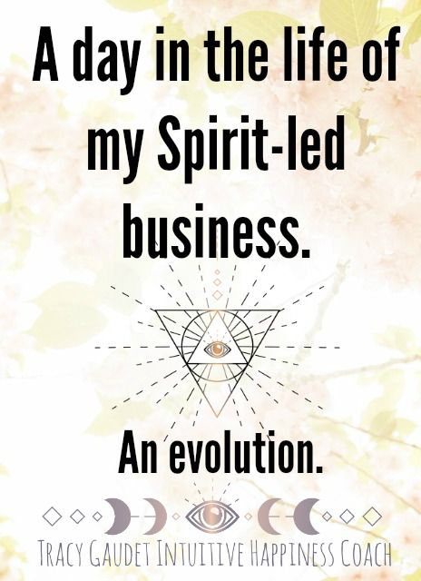 A day in the life of my spirit led lightworker intuitive psychic energy healer business