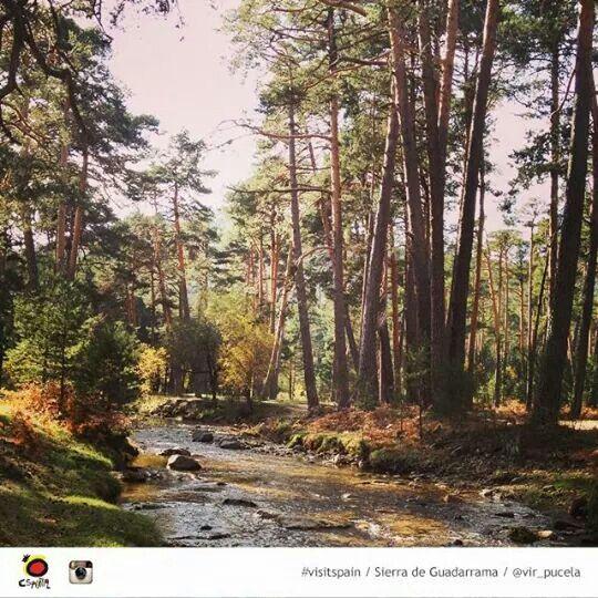 Madrid. Sierra del Guadarrama