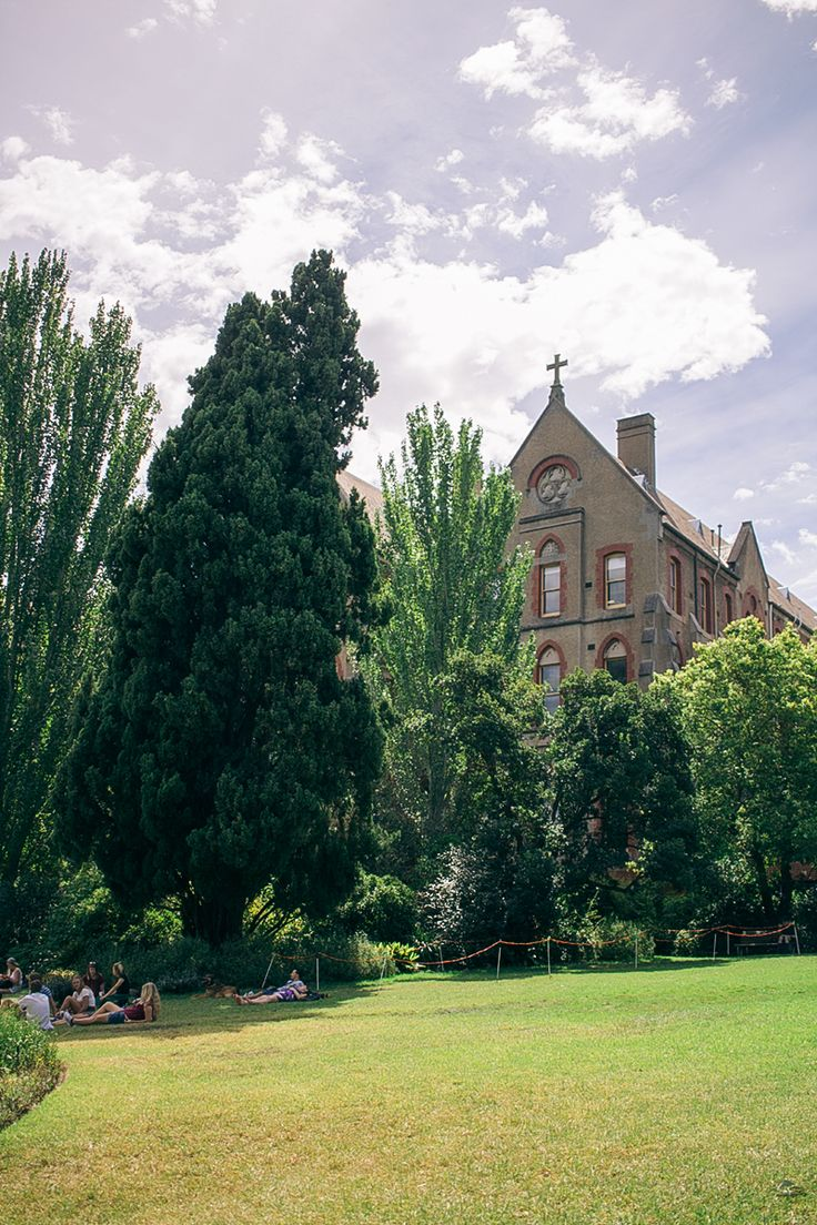 abbotsford convent, in Melbourne, VIC. travel