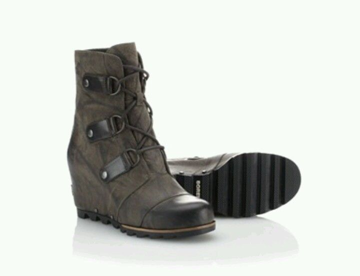 All I want for Christmas... Sorel Joan of Arc Mid Wedge