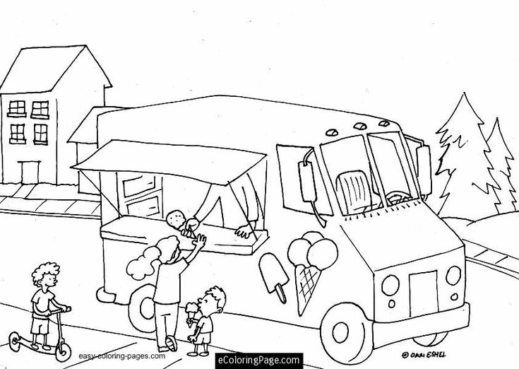 Best 25+ Ice cream coloring pages ideas on Pinterest   Ice cream ...