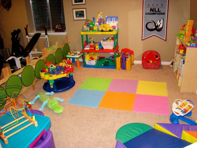 Wish I Had Space For This Toddler Play Room