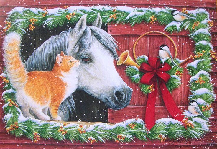 70 Best Kathy Goff Images On Pinterest Xmas Animal