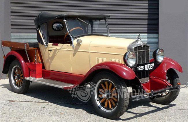 1928 Rugby Car | Autos Antiguos > 1910 al 1929 | Cars ...