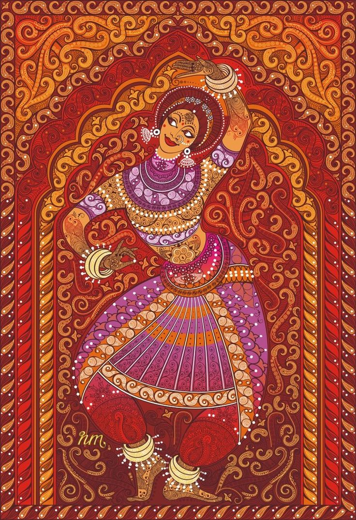 Magic of the Indian dance