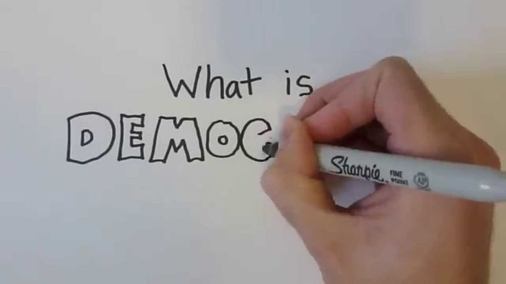 What is Democracy?  This is a simple and unbiased explanation of Democracy.  America is a Democratic Republic.