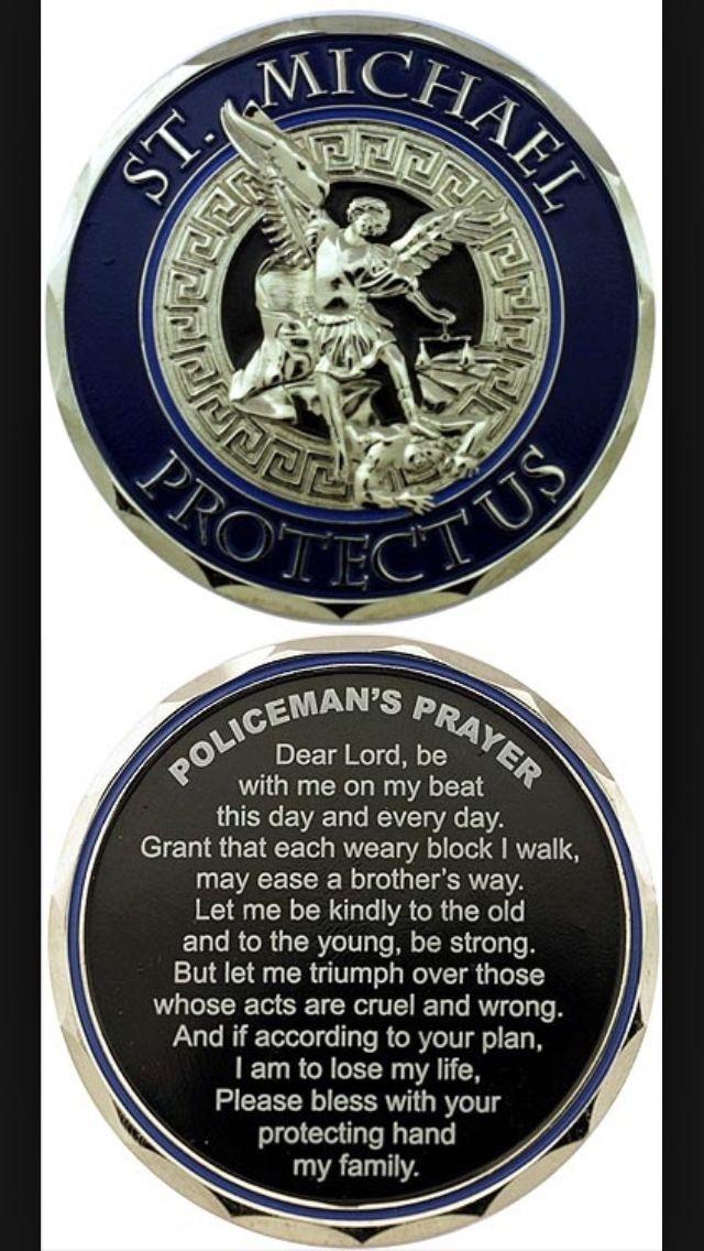 St. Michael & prayer