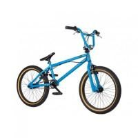 """Cuda 360 BMX 20"""" Wheel - Matte Blue - Cuda Three Sixty BMX , fitted with a 360 gyro and not to mention  a 25/9 drive train. Ideal BMX for Parks or freestyle.  http://www.bikes4families.co.uk/bmx/bmx-bikes/cuda-360-bmx-20-wheel-matte-blue/prod_1884.html"""