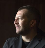 Thomas Adès is published by Faber Music. Click through for interviews with Andrew Ford on ABC Radio National and clips from other compositions.